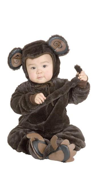 Amazon Com  Toddler Monkey Costume