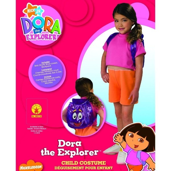 Amazon Com  Dora The Explorer Costume Toddler Girl