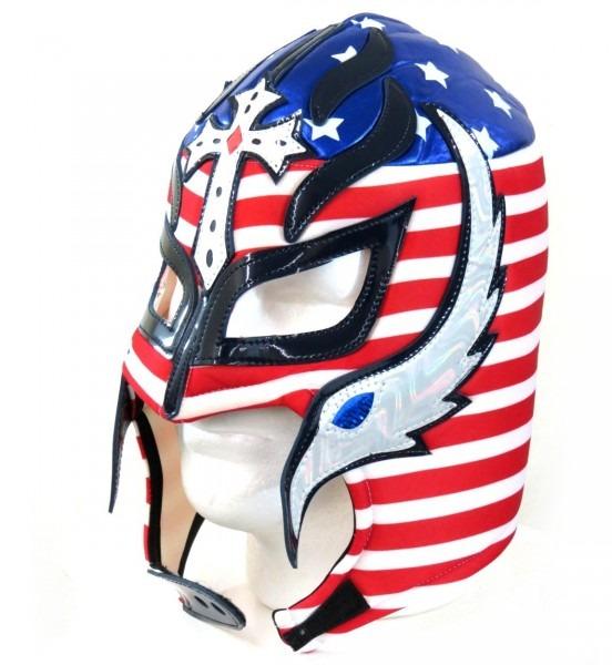 Amazon Com  Rey Mysterio Adult Lucha Libre Wrestling Mask (pro