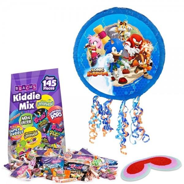 Amazon Com  Costume Supercenter Sonic Boom Pinata Kit  Toys & Games