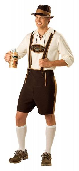 Amazon Com  Incharacter Costumes Men's Bavarian Guy  Clothing
