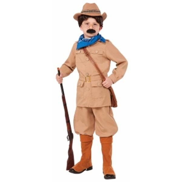 Teddy Roosevelt Costume