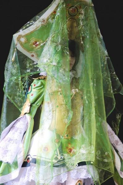 Maat Goddess Costume