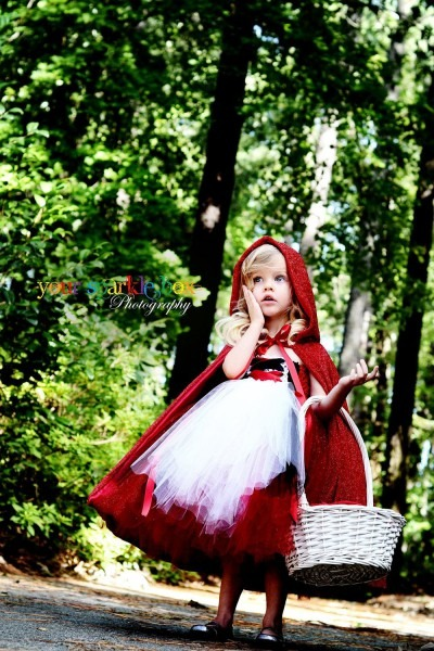 Little Red Riding Hood Costume Nb 12m 2t 3t 4t