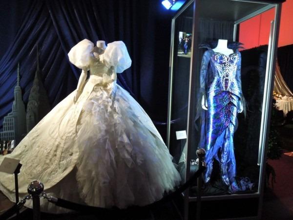 Disney Enchanted Movie Costume Exhibit