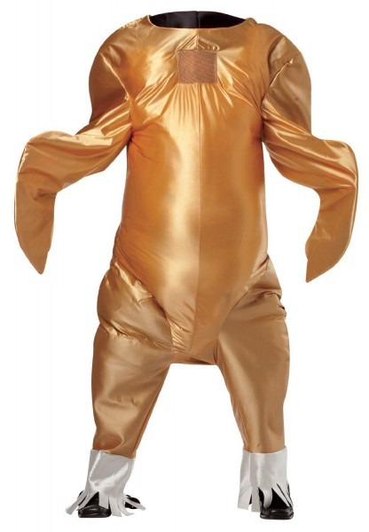 Funny Cooked Turkey Costume