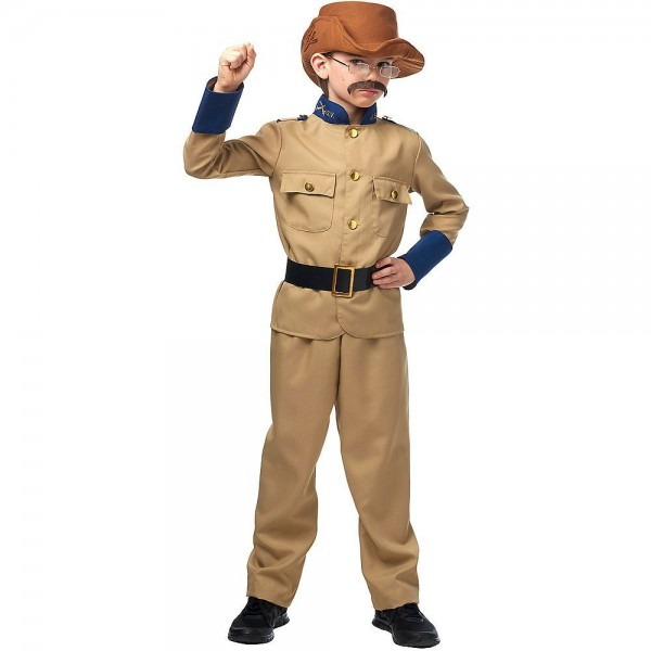Child Teddy Roosevelt Costume Accessory Kit In 2018