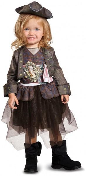 Captain Jack Inspired Tutu Classic Infant Costume