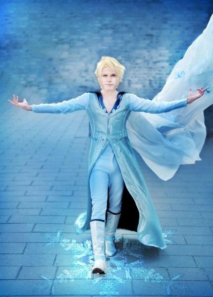 Elias (elsa Male Version), Disney's Frozen By Hadukoushi