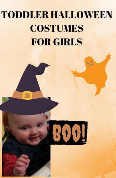 Best Toddler Halloween Costumes For Girls 2018