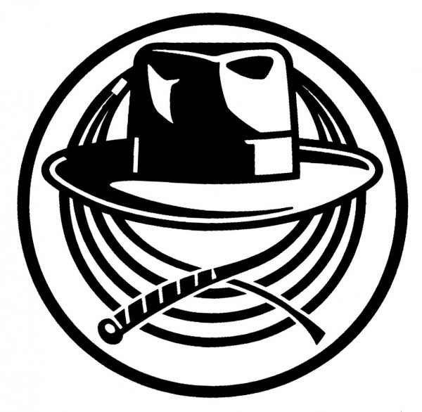 Hat & Whip Logo