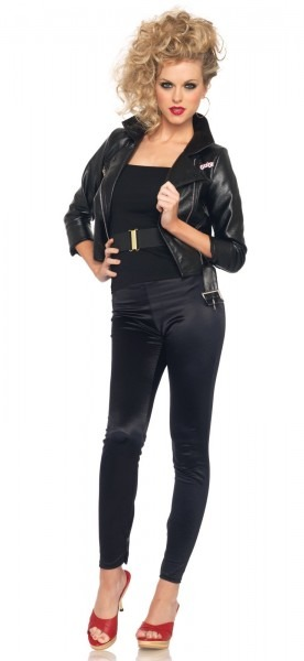 Grease Bad Sandy Jacket Adult Costume [sexy Costumes, Sexy Couple