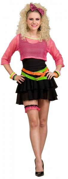 80's Groupie Adult Women's Costume