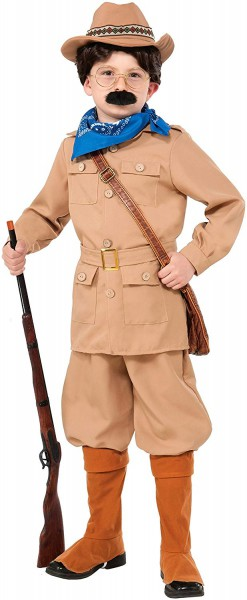 Amazon Com  Forum Novelties Theodore Roosevelt Costume, Large