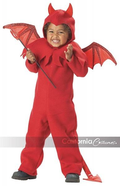 Amazon Com  Baby Boys' Lil Devil Costume  Baby