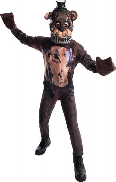 Amazon Com  Rubie's Costume Boys Five Nights At Freddy's Nightmare
