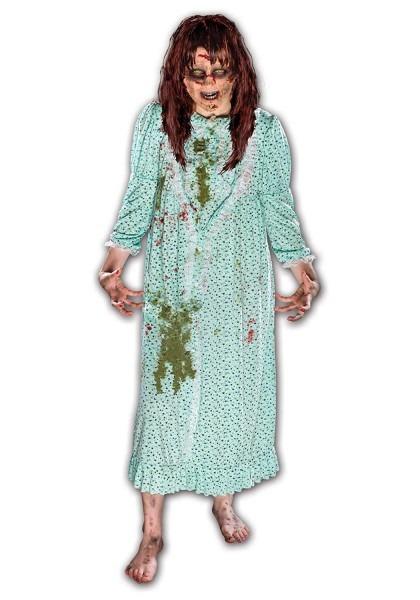 Amazon Com  The Exorcist Regan Costume W Wig