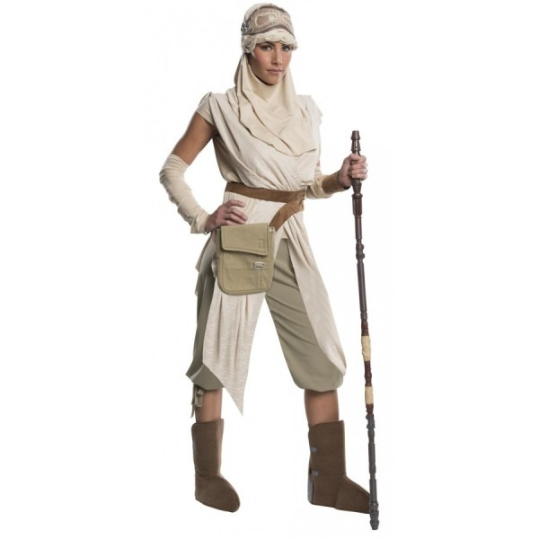 Rey Ultimate Star Wars  The Force Awakens Adult Costume