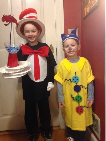 Dr  Seuss Birthday Costumes  Read Across America Book Character