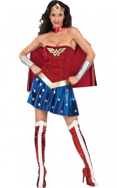 Rubie's Official Ladies Wonder Woman Adult Costume