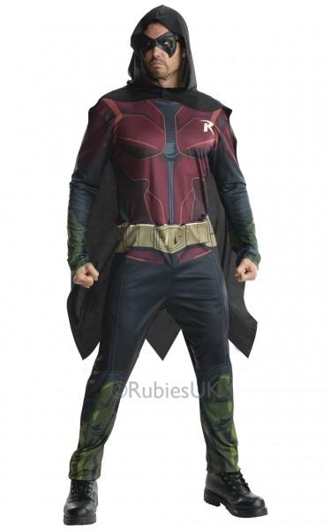 Arkham City Robin Mens Costume