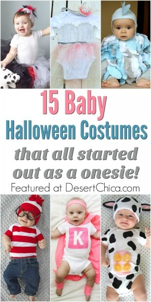 Adorable Baby Costumes From A Onesie