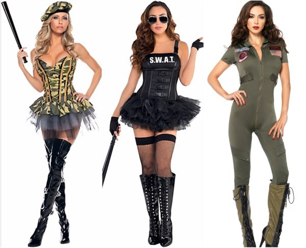 23 Sexist & Racist Halloween Costumes To Never, Ever Use  Ever
