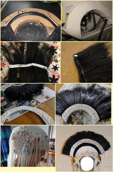 Queen Amidala Headpiece