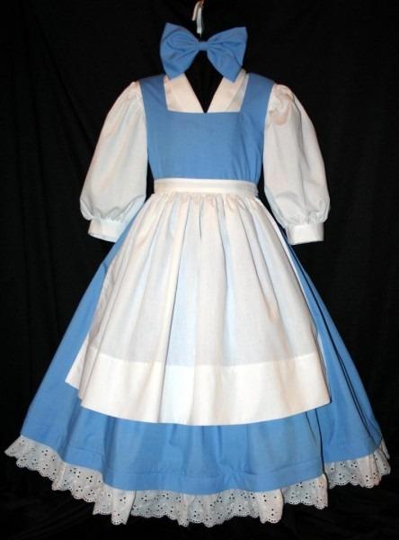 Blue Belle Dress Pattern