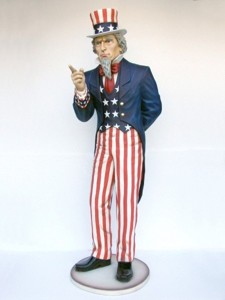 Uncle Sam Full Body