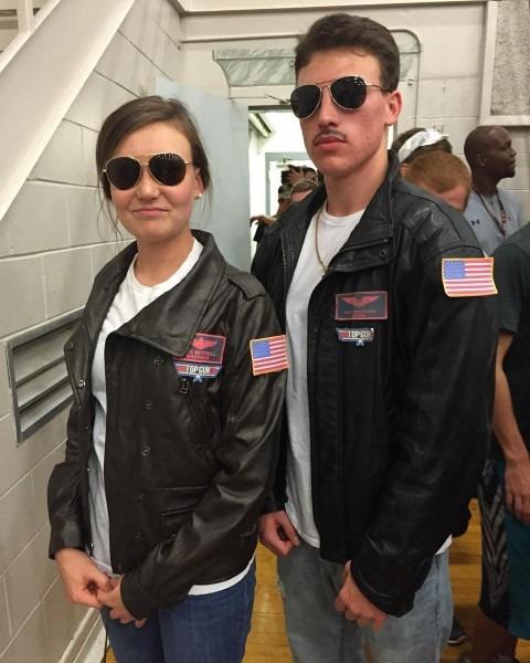 Diy Top Gun Costume