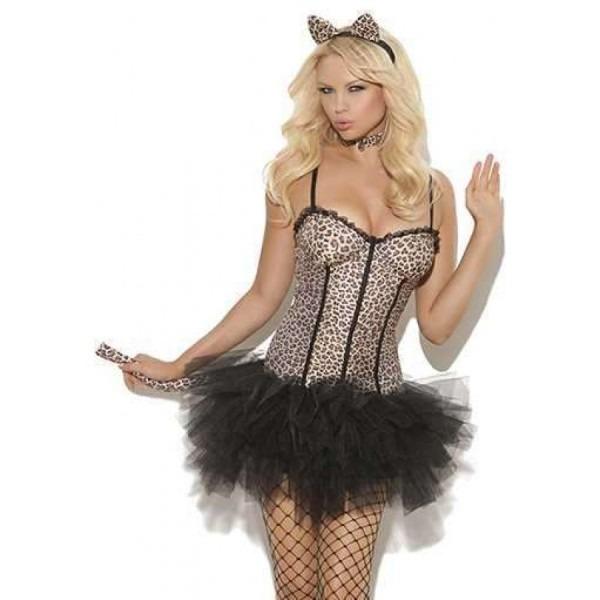 Feline Fifi Womens Cat Costume