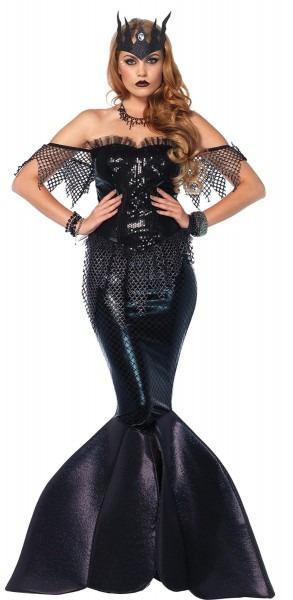 Mermaid Dark Water Siren Large