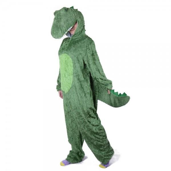 Adult Fierce Crocodile Costume Fantastic Animal Costume Unisex
