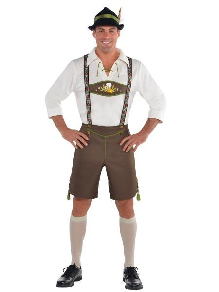 Adult Mr Oktoberfest Costume