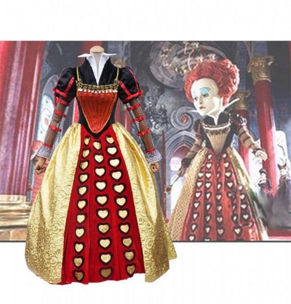 Buy Alice In Wonderland Cosplay Costumes, Alice In Wonderland