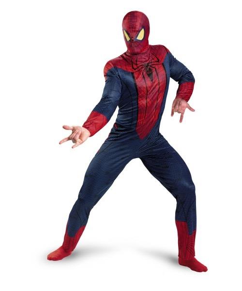 Spiderman Amazing Adult Costume