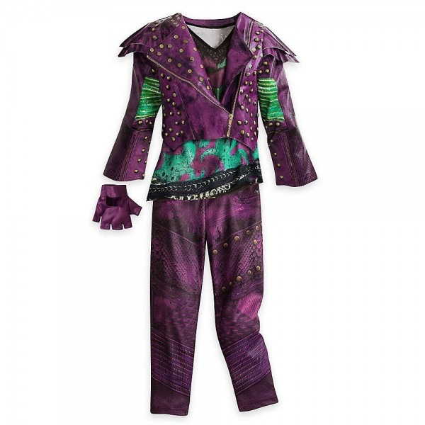 Amazon Disney Mal Costume For Kids Descendants 2 Clothing Ideas Of