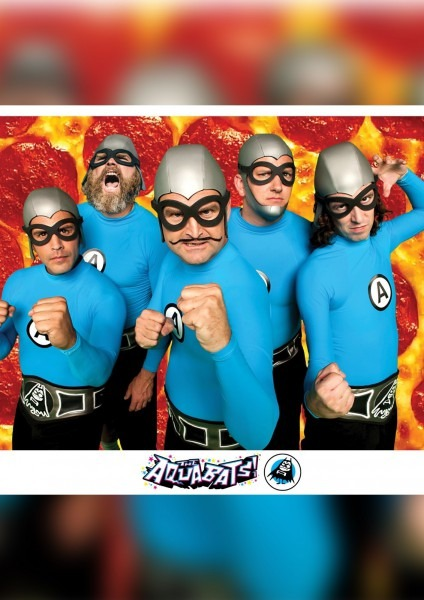 Slim's 30th Anniversary Feat  The Aquabats! @ Slim's W  Kepi