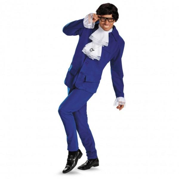 Austin Powers Deluxe Costume