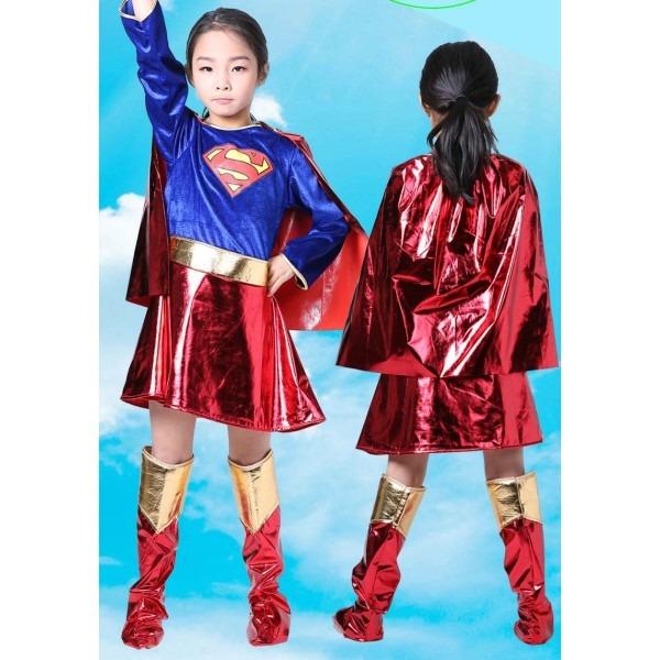 Matching Family Halloween Costumes Superhero Cosplay Costumes