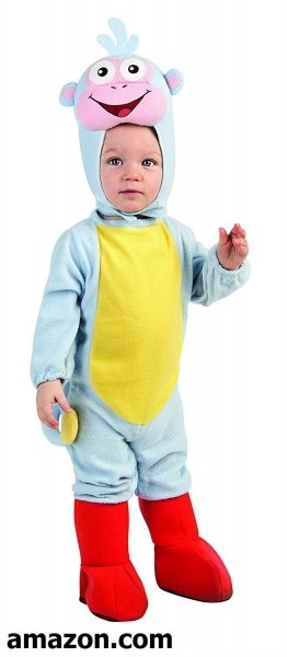 Toddler Size Boots Dora The Explorer Ez On Romper Costume