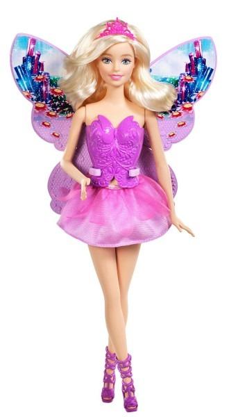 Barbie Fairytale Doll And Dress