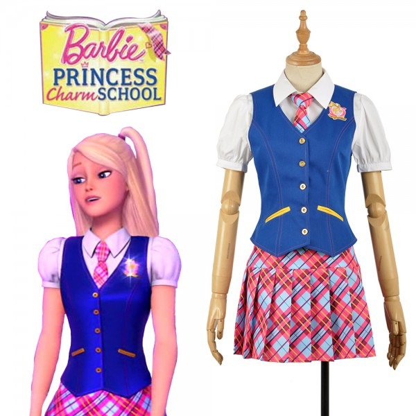 Barbie  Princess Charm School Blair Willows Princess Sophia