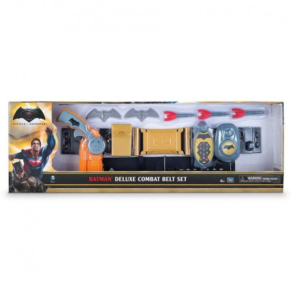 Buy Discontinued Batman Deluxe Combat Belt Boys And Kids Toys