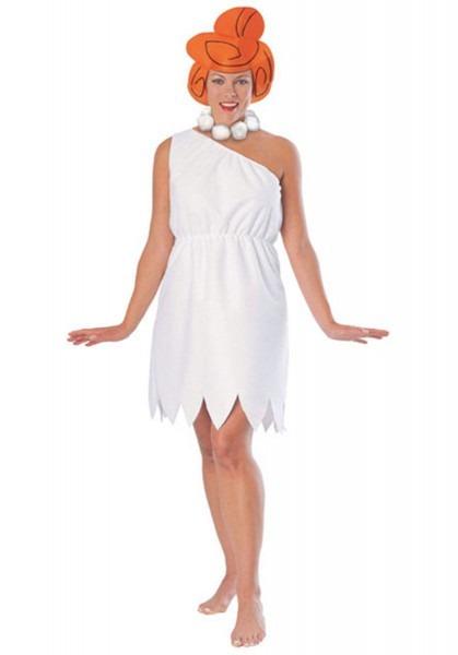 Wilma Flintstone Costume, Flinstones