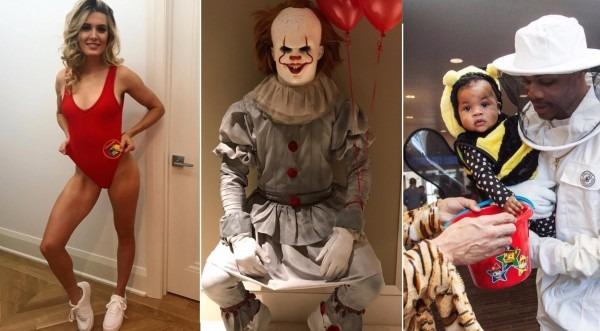 Best Athlete Halloween Costumes  Lebron, Dwyane Wade (photos)