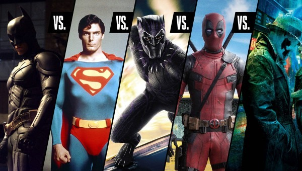 Debate Club  Best Onscreen Superhero Costumes