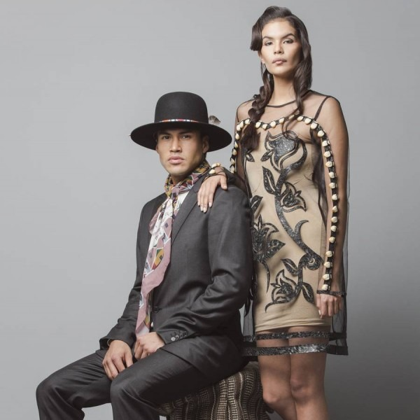 Stunning Images Show How Native American Fashion Looks Without