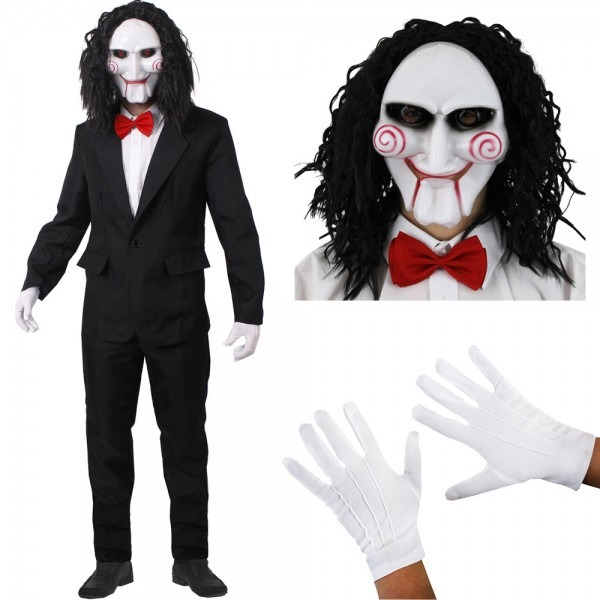 Adults Billy Puppet Costume